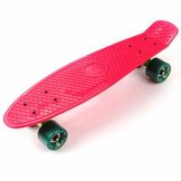 Skateboard METEOR PLASTIC watermelon 23997