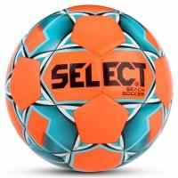 Minge fotbal Beach Soccer Select 2019 portocaliu-albastru 16209