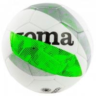 Minge fotbal Joma Challenge Silver-fl verde-negru Size 3