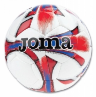 Minge fottbal Joma Assortment | Dali alb-rosu T4