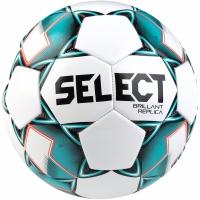 Minge fotbal Select Brillant Replica 5 2020 alb-verde 16419