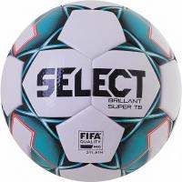 Minge fotbal Select Brillant Super TB 5 FIFA 2020 alb-verde 16170
