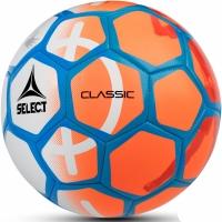 Minge fotbal Select clasic alb And portocaliu 13425