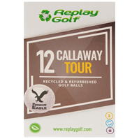 Minge Golf Replay Golf Callaway Tour Recycled