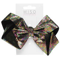 Miso Iridescent Bow de fete Junior