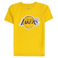 Tricouri NBA Logo Junior