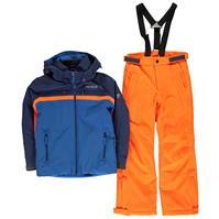 Costum de Ski Nevica Brian Set Child de baieti