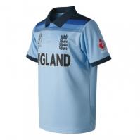 Tricou New Balance England Cricket ODI 2019 World Cup Winners Junior