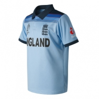 Tricou New Balance England Cricket ODI 2019 Junior