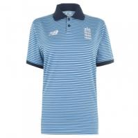 Tricou Tricouri Polo New Balance England Cricket pentru Barbati