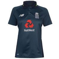 Tricou New Balance England Cricket ODI 2018 2019 pentru Femei