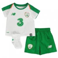 New Balance Ireland Away Kit 2018 2019 Bebe