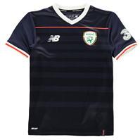 Tricouri New Balance Republic of Ireland Pre Match de baieti Junior