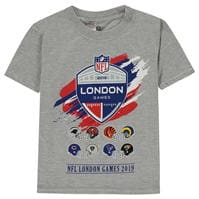 Tricouri NFL London Games Junior