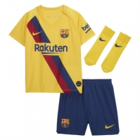 Nike Barcelona Away Kit 2019 2020 Bebe