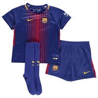 Nike Barcelona Home Mini Kit 2017 2018