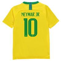 Tricou Nike Brazil Neymar 2018 Junior