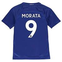 Tricou Nike Chelsea Home Morata 2017 2018 Junior