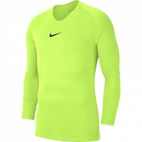 Nike Dry Park First Layer JSY maneca lunga Lime Shirt AV2609 702