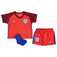 Nike England Away Kit Mini 2016 Bebe