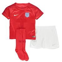 Nike England Away Mini Kit 2018