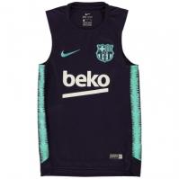 Tricouri fara Maneci Nike FC Barcelona de baieti Junior