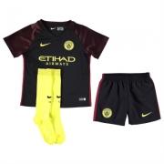 Nike Manchester City Away Kit 2016 2017 Mini