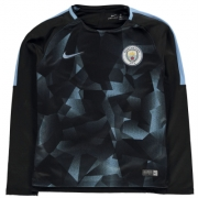 Nike Manchester City FC Squad Top de baieti Junior