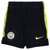 Pantaloni scurti Nike Manchester City FC Squad de baieti Junior