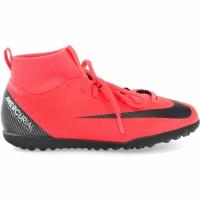 Adidasi fotbal Nike Mercurial Superfly X 6 Club CR7 gazon sintetic AJ3088 600 copii