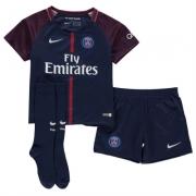 Nike Paris Saint Germain Home Mini kit 2017 2018