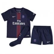 Nike PSG Home Mini kit 2016 2017