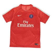 Nike Paris Saint Germain Pre Match Jersey Junior