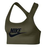 Nike Swoosh Futura Sports Bra pentru Femei
