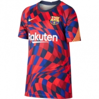 Tricouri Nike FC Barcelona Pre Match Juniors