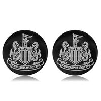 NUFC Plated Styd Earrings