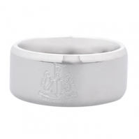 NUFC Steel Band Ring