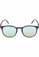 Ochelari de soare Arthur negru-albastru Urban Classics