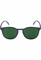 Ochelari de soare Arthur negru-verde Urban Classics