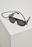 Ochelari de soare 101 Chain negru-negru Urban Classics