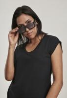 Ochelari de soare 106 Chain Future negru-negru Urban Classics