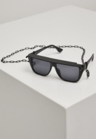Ochelari de soare 108 Chain Visor negru Urban Classics