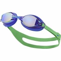 Ochelari Inot Nike Os Chrome albastru-verde NESS7152-381