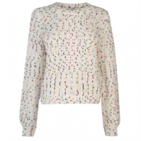 Only Alexis Dot Knit Jumper