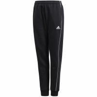 Pantaloni adidas Core 18 Sweat negru CE9077 copii