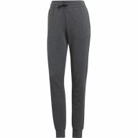 Pantaloni Adidas W Essentials Linear FL gri inchis EI0673 femei