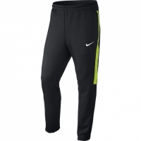 Pantaloni antrenament sport Nike Team Club negru 655953 011 copii