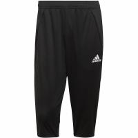 Pantaloni antrenament sport Adidas Condivo 20 34 negru EA2504