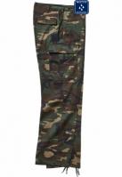 Pantaloni Cargo US Ranger oliv-camuflaj Brandit