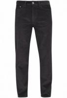 Pantaloni Corduroy 5 Pocket negru Urban Classics